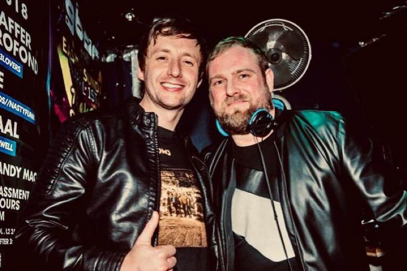 Dave Bennett & Andy Mac